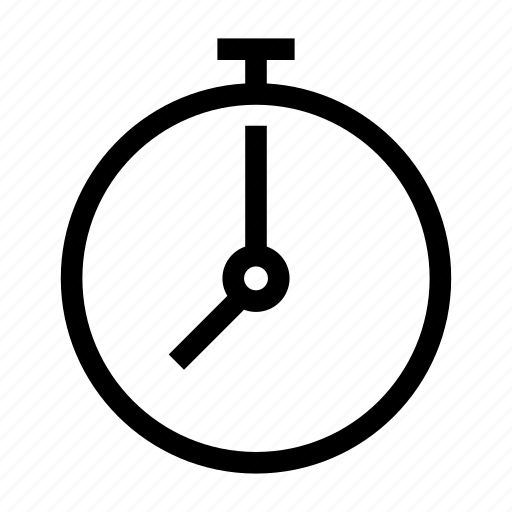 circle, clock, deadline, hour, timer, timing, watch icon