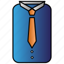 business, dress, startup icon