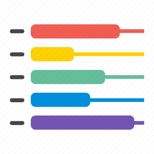 Stat, bar, chart, diagram, report, statistics, presentation icon - Download