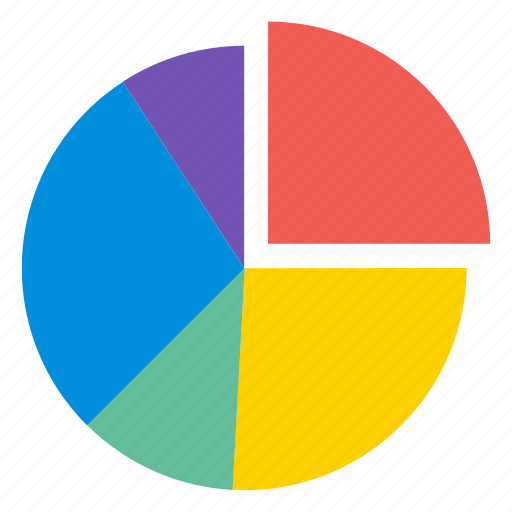 analytics, data, diagram, piechart, report, stat, statistics icon