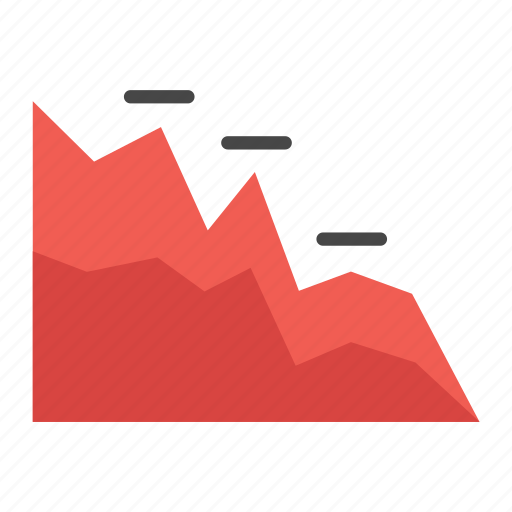 bear market, business, chart, diagram, down, stat, statistics icon