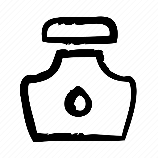 business, desk, ink, office, stationary icon