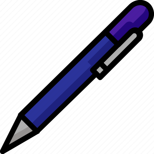pen, stationary, write, writting icon
