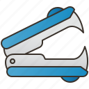 puller, remover, staple, stationery, tools icon