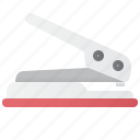 equipment, hole, paper, puncher, stationery