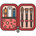 case, pen, pencil, study, writing icon