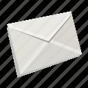 envelope, epistle, letter, mail, missive, postman, stationery icon