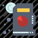 analysis, descriptive, statistical, statistics icon