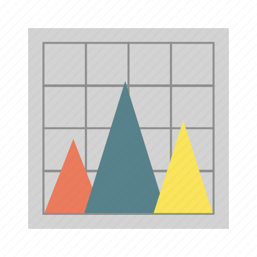 chart, graph, information, statistic, stock icon