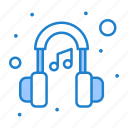 ear, head, music, phone, sound