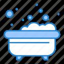 bath, bathing, bathtub, shower