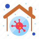 coronavirus, home, quarantine, stay