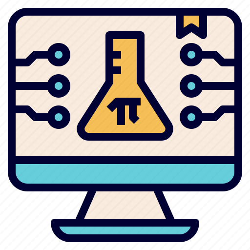based, education, program, school, stem, system icon