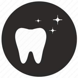 clean, dental, dentist, fresh, implant, tooth, tooth implant icon