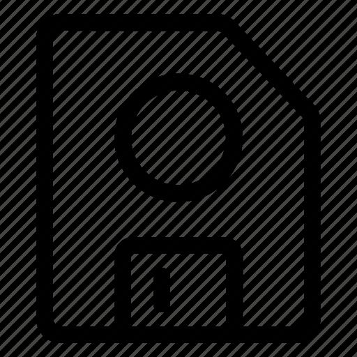 document, drive, file, floppy disk, storage icon