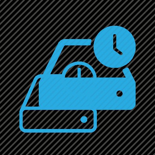 Backup, disk, drive, hard, storage icon - Download on Iconfinder