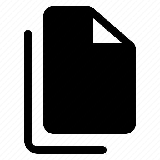 copy, data, file, paste, storage icon