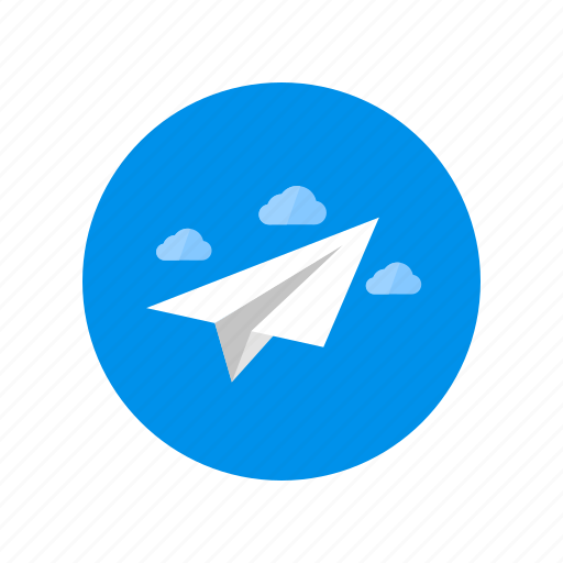 clouds, direction, flying, plane, strategy icon