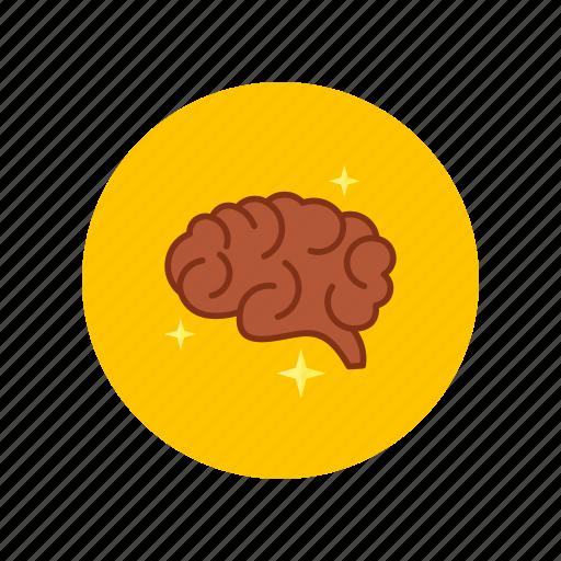 brain, generator, genius, ideas, intellect, strategy icon