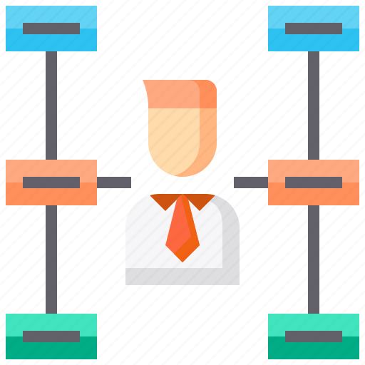 business, business plan, management, marketing, strategy icon