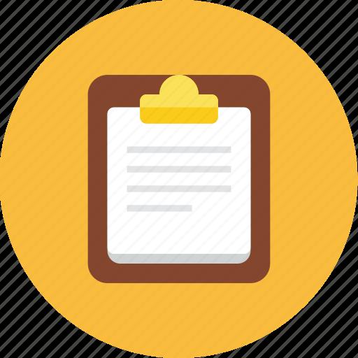 2, clipboard icon