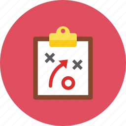 clipboard, plan icon