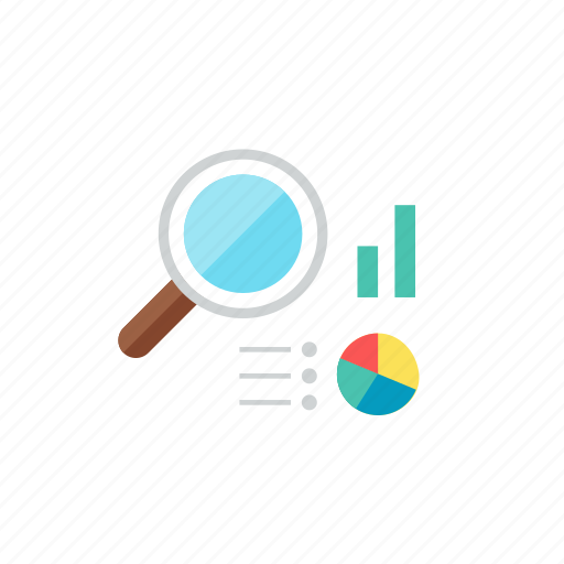 analysis, analytics icon