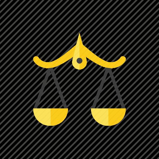 balance, justice icon