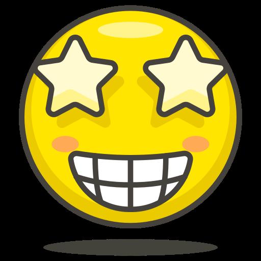 1, star, struck icon
