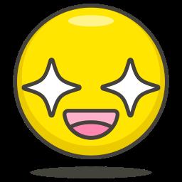 2, star, struck icon
