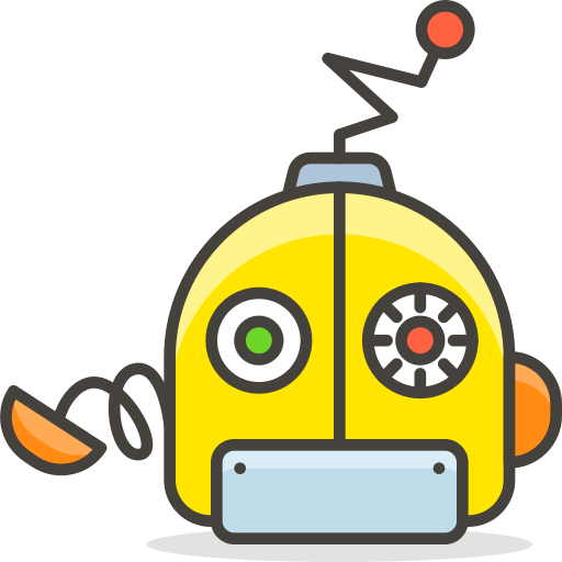 2, face, robot icon - Free download on Iconfinder