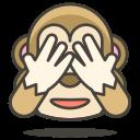 evil, monkey, no, see