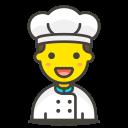 cook, man