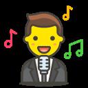 singer, man