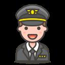 2, man, pilot