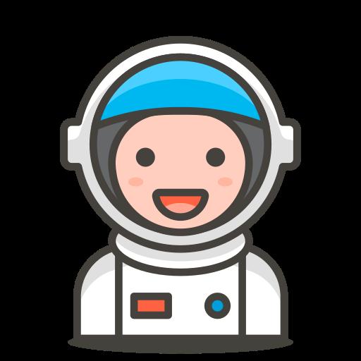 2, astronaut icon