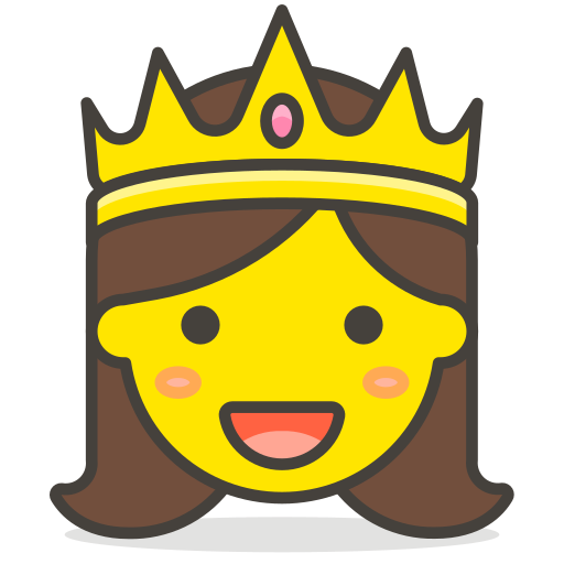 1, princess icon