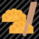 chinese, dessert, dumpling, food, steam icon