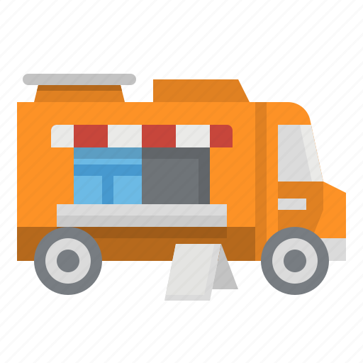 dog, fast, food, hot, truck icon