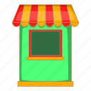 shop, shopping, store, tent icon