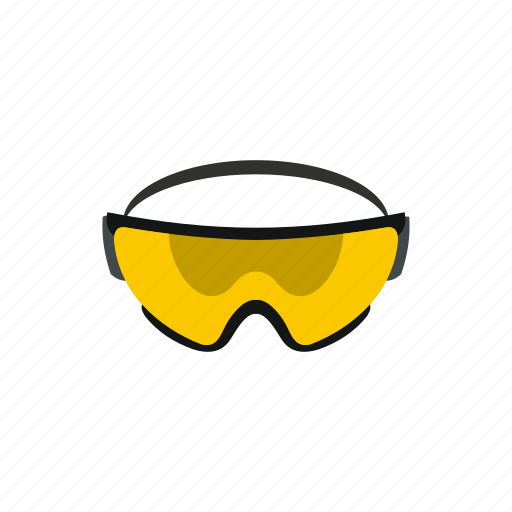 equipment, glass, goggle, plastic, protection, protective, safety icon