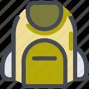 bag, backpack, education, student, school
