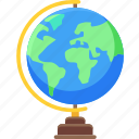 around, global, globe, knowledge, search, world icon