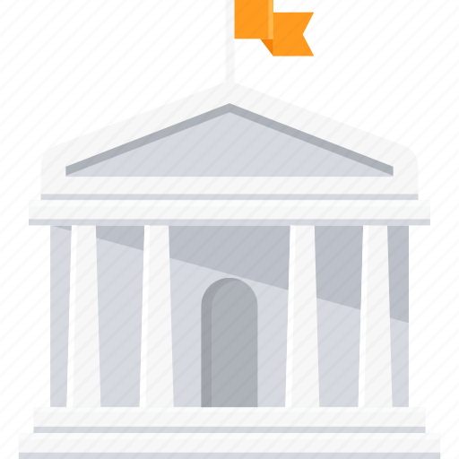 building, college, education, school, study, university icon