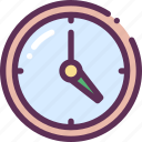 clock, counting, hours, time icon