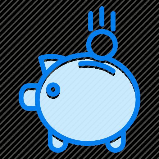 banking, finance, money icon