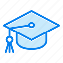 education, knowledge, learning, school, study icon