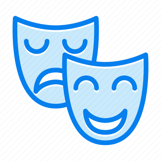 Cinema, mask, theater icon - Download on Iconfinder