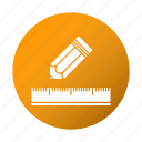 creative, education, pen, school, study icon