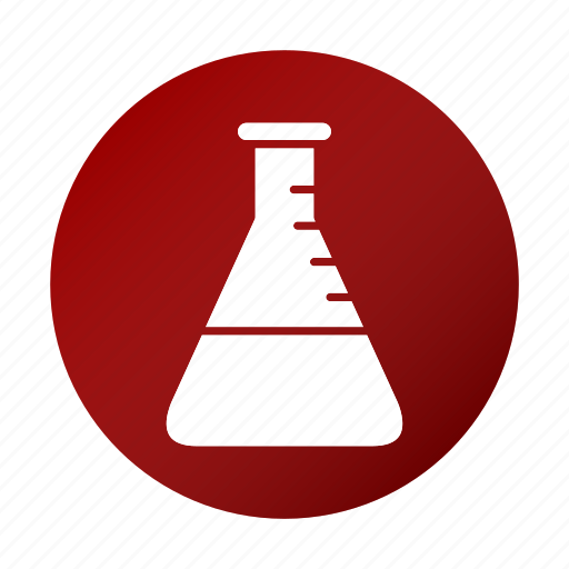education, lab, school, study, tube icon